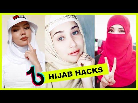 Amazing Muslim TikTok Hijab Hacks Styles and Tutorials   TikTok Compilation