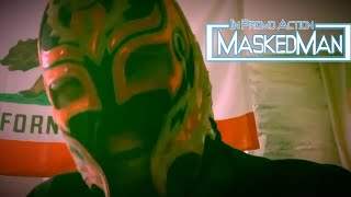 Masked Man in Promo Action! (AOW: Trend)