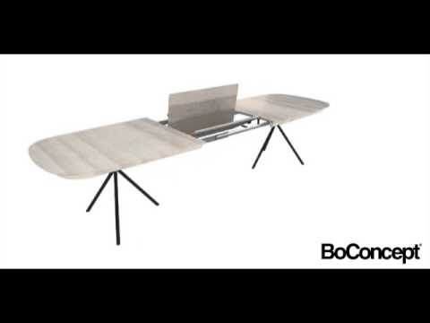 BoConcept Ottawa Extendable Dining Table