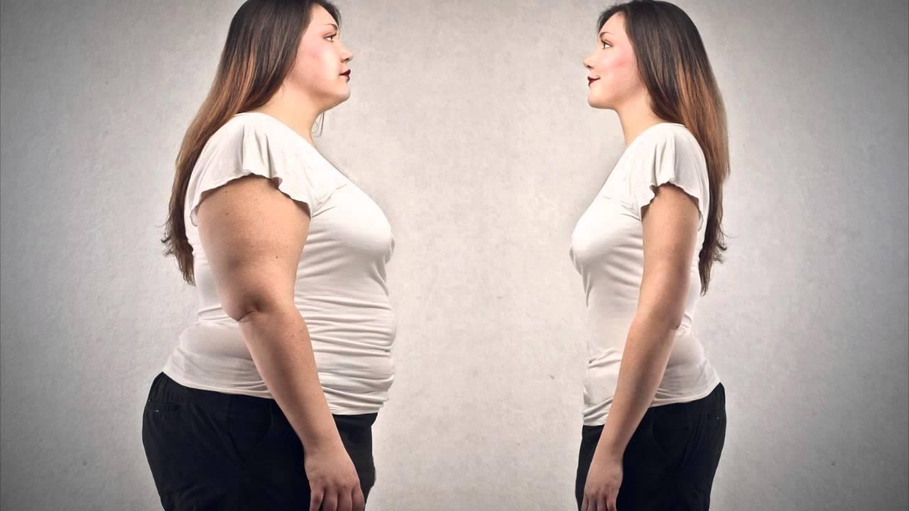 Resultado de imagen para personas que bajan de peso vs personas que no bajan