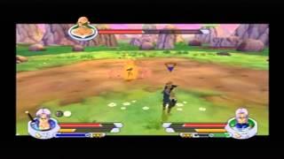Dragonball Z Sagas Pendulum Mode (Hard): Saiyan Saga Playthrough