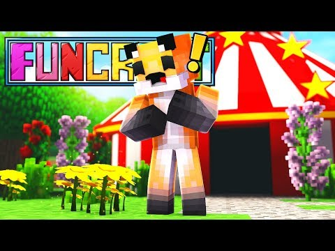 ESCAPED FROM THE LDSHADOWLADY CIRCUS! - Minecraft Funcraft EP 28