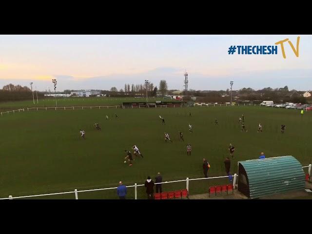 Drone footage Vs Ashville FC