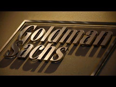 Goldman Sachs Leaked Client Info For Profits