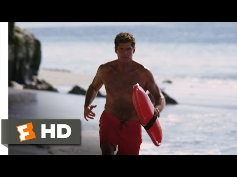 David Hasselhoff  The SpongeBob SquarePants Movie 810 Movie CLIP 2004 HD