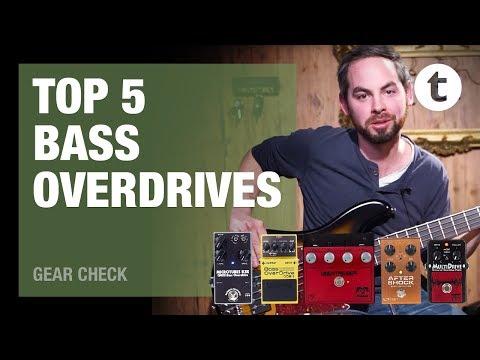 Top 5 | Bass Overdrives | Demo