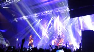 All Time Low - Dear Maria, Count Me In live HD @ Manchester Academy 14 03 2014
