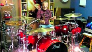Livin on a Prayer - Bon Jovi Drum Cover By Domenic Nardone