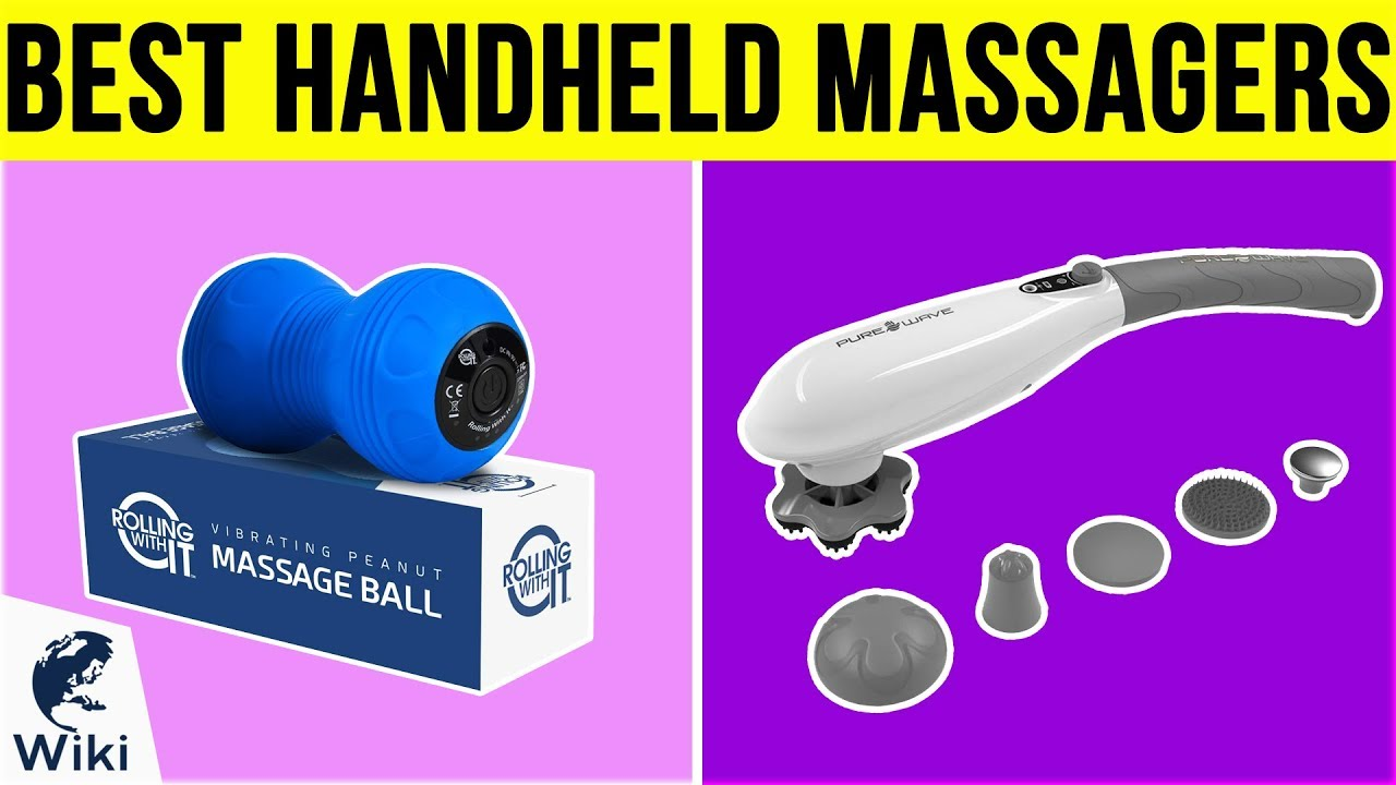 Best Hand Massager 2019 10 Best Handheld Massagers 2019   YouTube