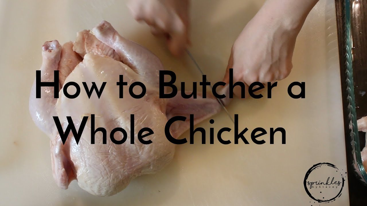 How to Butcher a Chicken: Step by Step
