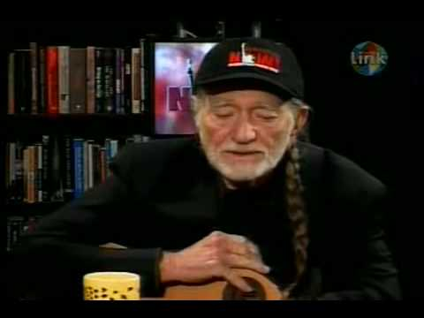 Willie Nelson Advocates For The Legalization Of Marijuana - Democracy Now