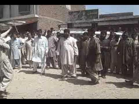 protest raily_in kahuta pothwar.com by H M Khalil