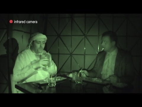 noire dining in the dark youtube. Black Bedroom Furniture Sets. Home Design Ideas