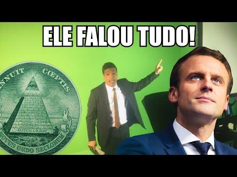 Cabo Daciolo denuncia Nova Ordem Mundial e fala sobre Emmanuel Macron e Terceiro Templo
