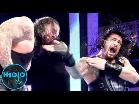 Top 10 Worst Matches by Great WWE Wrestlers