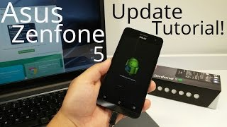 Video Asus Zenfone 5 Z2580 - System Update Tutorial - Fixes GPS Issues and More!! download MP3, 3GP, MP4, WEBM, AVI, FLV Agustus 2017