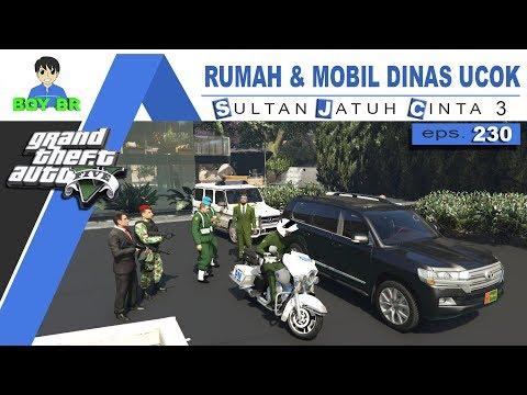 UCOK KE RUMAH SULTAN - REAL LIFE MOD eps.230 - GTA 5 INDONESIA thumbnail