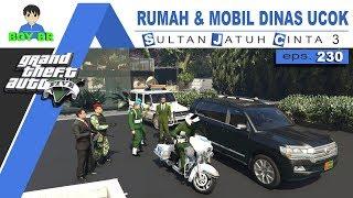 UCOK KE RUMAH SULTAN - REAL LIFE MOD eps.230 - GTA 5 INDONESIA