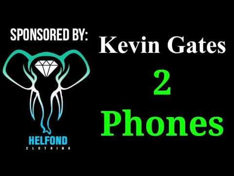 Kevin Gates - 2 Phones Ringtone and Alert