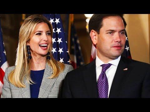 Ivanka And Rubio Team Up For Terrible Idea