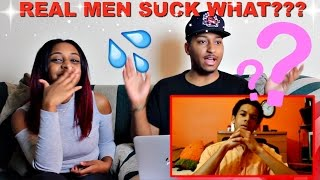 """""""Real Men Suck D*ck"""" By TheAlmonteFilms Reaction!!!"""