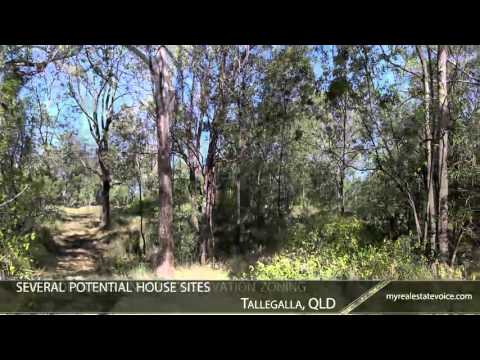 Peaceful Private 120 Acres Just 1 Hour From Brisbane Property For Sale - Tallegalla, QLD