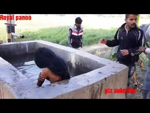नहाती हुई लडकी के साथ जो हुआ देखकर चौंक जायेंगे।।