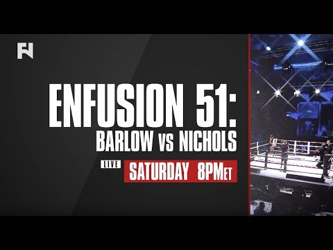 Enfusion 51 LIVE Sat. July 8 at 8 p.m. ET in Canada on Fight Network