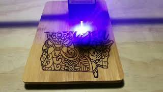 How To Make Passive Income Using The Ortur Laser Master 2 20 Watt Fixed Focus Laser And Cheap Wood