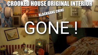 📽 GONE ! the old crooked house interior exhibits - blackgang chine - theme park - isle of wight