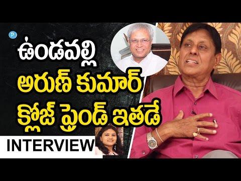 Actor Jith Mohan Mitra about Undavalli Arun Kumar || Telugu Popular TV