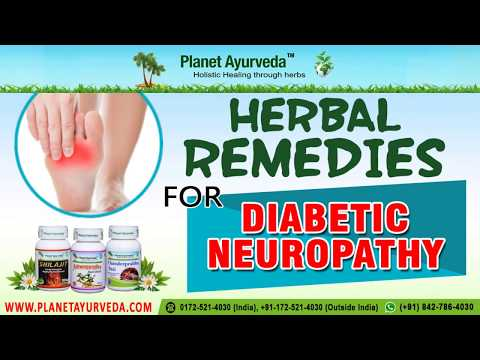 Herbal Remedies for Diabetic Neuropathy | Natural Treatment