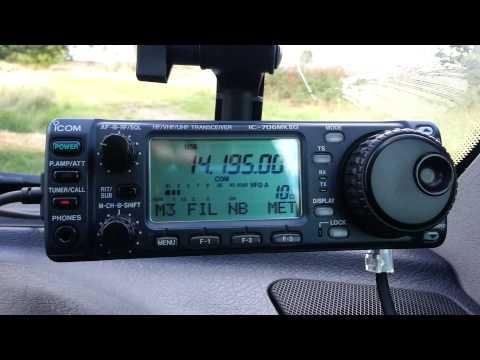 Ham radio borneo