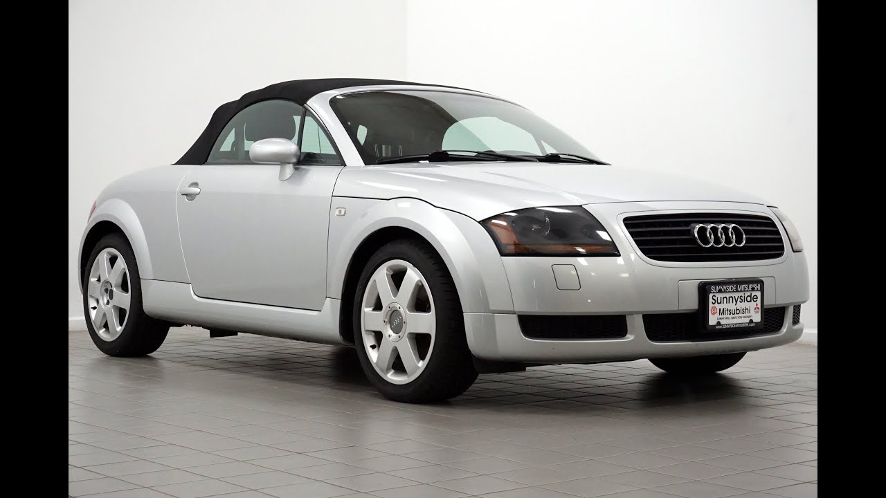 2001 audi tt 180 hp m5490 sold youtube. Black Bedroom Furniture Sets. Home Design Ideas