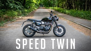 2020 Triumph Speed Twin   First Ride Review