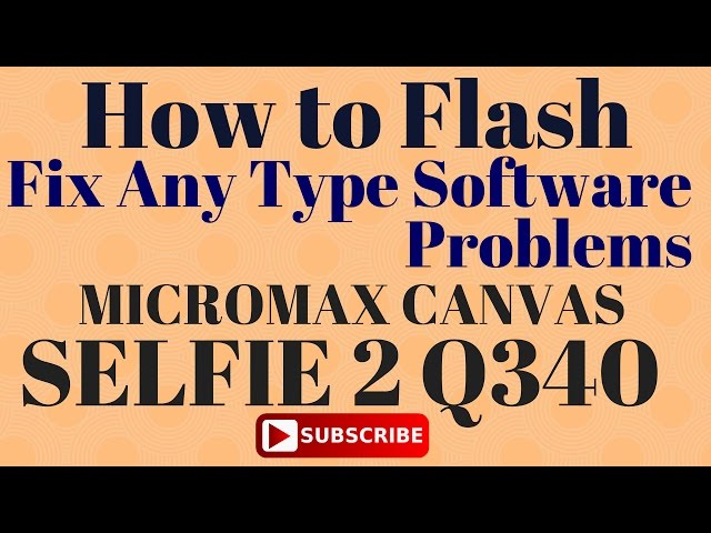 Micromax Canvas Selfie 2 Q340 APN settings & network compatibility