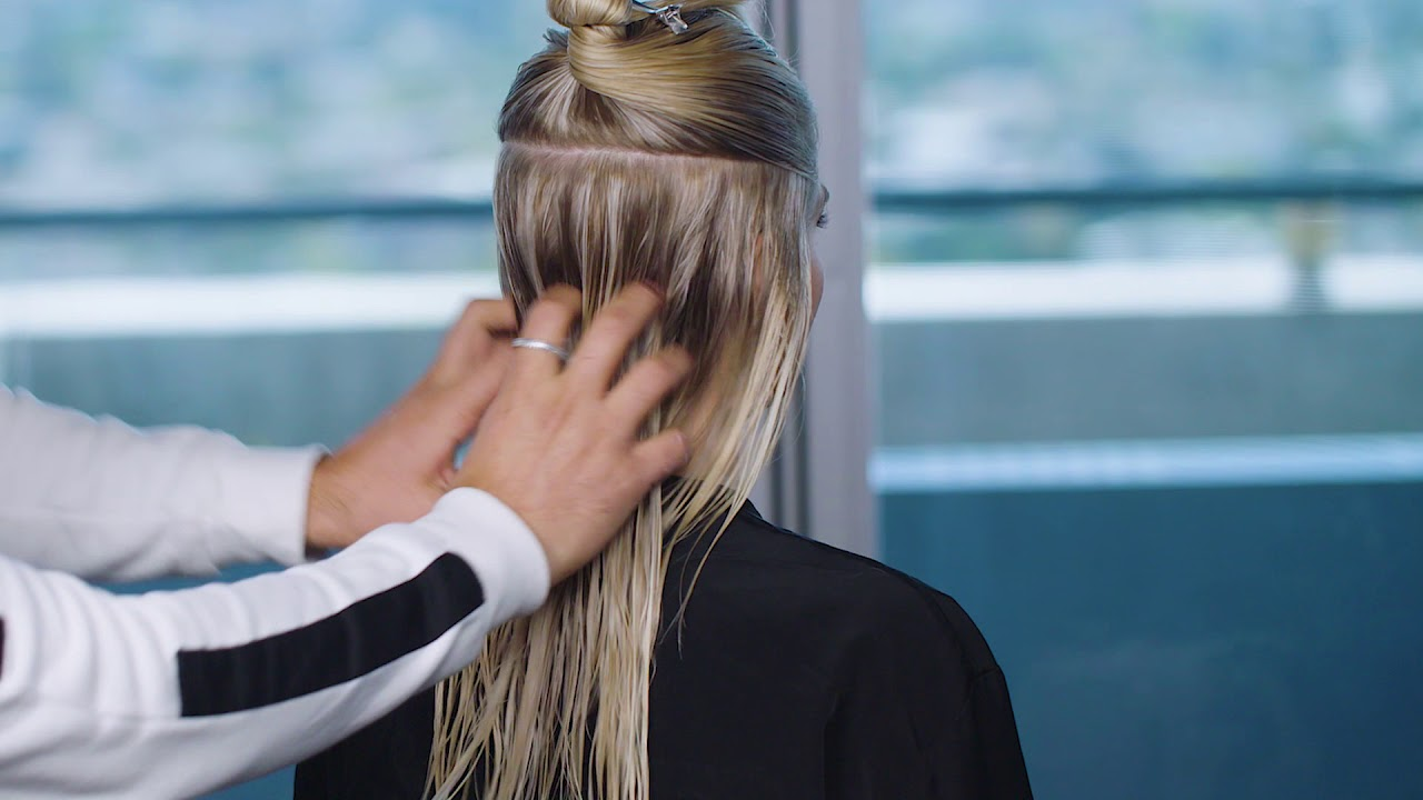 Maintain Blonde Hair Color With Blonde Life Brilliant Tone Violet