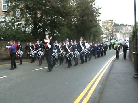 Malvern Boys and Girls Brigade Parade 7/2/2010 - YouTube
