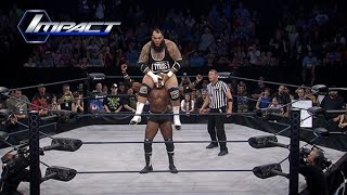 Tyrus vs. Lashley (Jul 8, 2015)