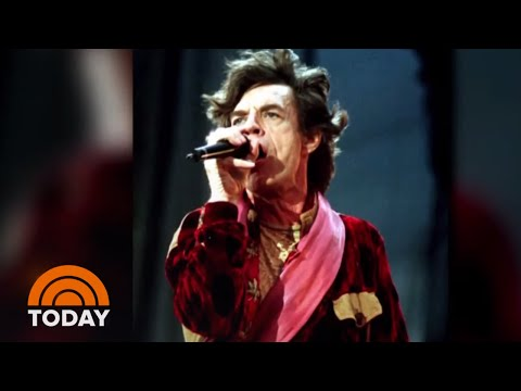 Mick Jagger's Reported Heart Surgery Postpones Rolling Stones Tour   TODAY