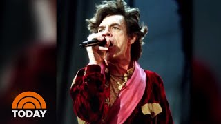 Mick Jagger's Reported Heart Surgery Postpones Rolling Stones Tour | TODAY