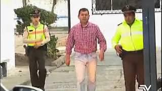 Un exveedor del caso Gran Hermano, detenido en el sur de Quito