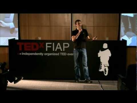 Empreender é aprender com os erros: Alexandre Soncini at TEDxFIAP