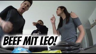 ANNA HAT BEEF MIT LEO! | AnKat