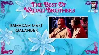 Damadam Mast Qalander - Wadali Brothers (Album:The Best Of  Wadali Brothers)