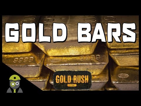 Gold Rush: The Game (PC) - Episode #4 - GOLD BARS (Pre Alpha Tutorial)
