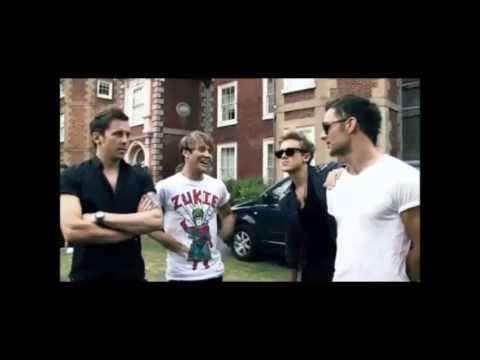 McFly - Making of Nowhere left to run [full]
