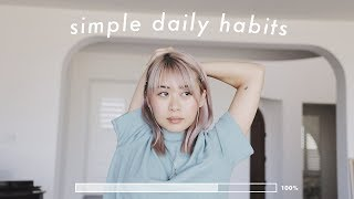 10 Simple Daily Habits to Change Your Life 💫
