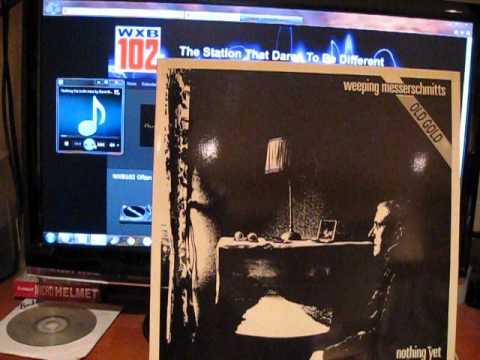 Weeping Messerschmitts WXB 102 radio station ID