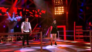 Download The Voice Australia: Mitchell vs Fatai V - I Love The Way You Lie MP3 song and Music Video